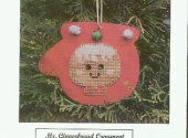 Mr. Gingerbread Ornament