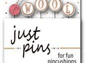 Wool Pin Set