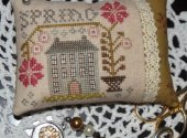 Spring Pin Pillow, A