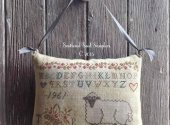 Pure In Heart Hanging Pin Pillow