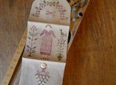 Spring Gardener Sewing Roll