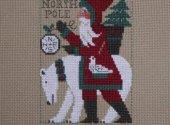 Prairie Schooler Santa 2017
