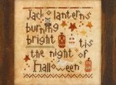 Halloween Night with embellishments