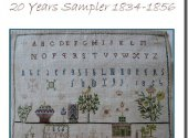 20 Year Sampler 1834 - 1856