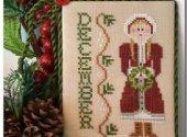 December Calendar Girl