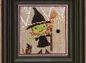 Broom Witch and Mousie