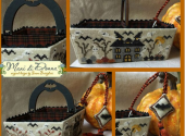 Halloween Days Sewing Basket