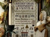 The Sampler Company Hester Biddleston Sampler