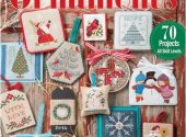 Just Cross Stitch Christmas Ornament 2016 Magazine