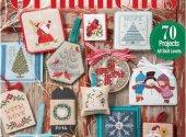 Just Cross Stitch Christmas Ornament 2016 Magazine