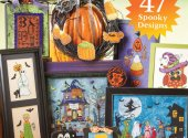 Just Cross Stitch Halloween Issue 2014