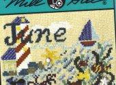Mill Hill June Cross Stitch Kit