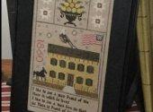 Lincoln Home 1860 Sampler