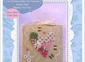 The Bride's Ornament Small Cross Stitch Pattern