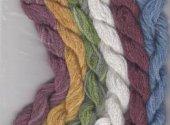 Hornbook Series #1 - Flowers Silk Fiber Pack