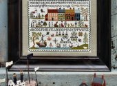 The Sampler Company New England Sampler