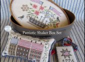 Patriotic Shaker Box Set