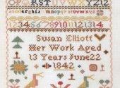 Susan Elliott 1842