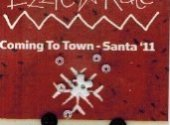 LK Santa is coming to town emebellishment kit