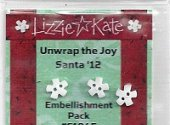 Unwrap The Joy Embellishment Pack