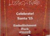 Celebrate Christmas Embellishment Pack