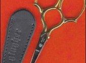 """Gingher Epaulette Scissors 3.5"""""""