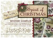 Spirit of Christmas Mystery Part One 16 Ct Aida Kit