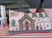 1871 School House Sampler
