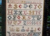 1738 Scottish Sampler