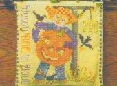 Scarecrow Sam's Jack-O-Lantern