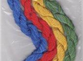 Santa's Sleigh Silk Fiber Pack