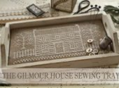 Gilmour House Sewing Tray, The
