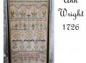 Ann Wright 1726