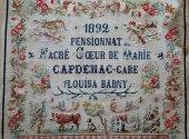 Louisa Barney 1892