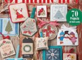 Just Cross Stitch Magazine Christmas Ornament Magazine 2016