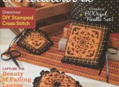 Cross Stitch and Needlework Fall Issue 2015