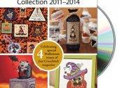 Just Cross Stitch Halloween DVD 2011-2014