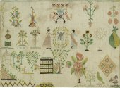 Fair Lady Sampler, A