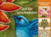 Just Cross Stitch Magazine March/April 2016
