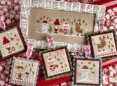 Tiny Tidings XX1 with embellishment pack
