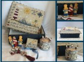 Mermaids Sewing Box