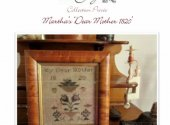 Martha's Dear Mother 1820