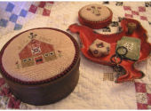 Barn Quilt Sewing Accessories
