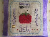 Sew Pincushion
