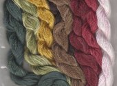 Filigram's Strawberry Plant Silk Thread Pack