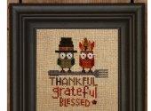 Thankful Owls